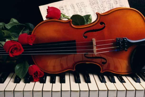 QUANDO VIOLINO E PIANOFORTE S'INCONTRANO…  EMOZIONI SENZA TEMPO