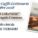 Caffè Letterario Associazione Tommaso d'Aquino - Taccuino Libanese di Simonetta Angelo-Comneno